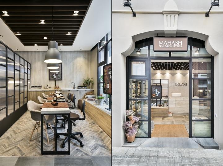 » Mahash Nail & Beauty Bar By Reis Design, Barcelona