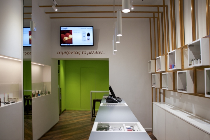 My vape store by dDESIGN, Athens – Greece