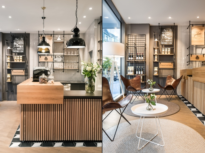 187 Primo Cafe Bar By Dia Dittel Architekten T 252 Bingen