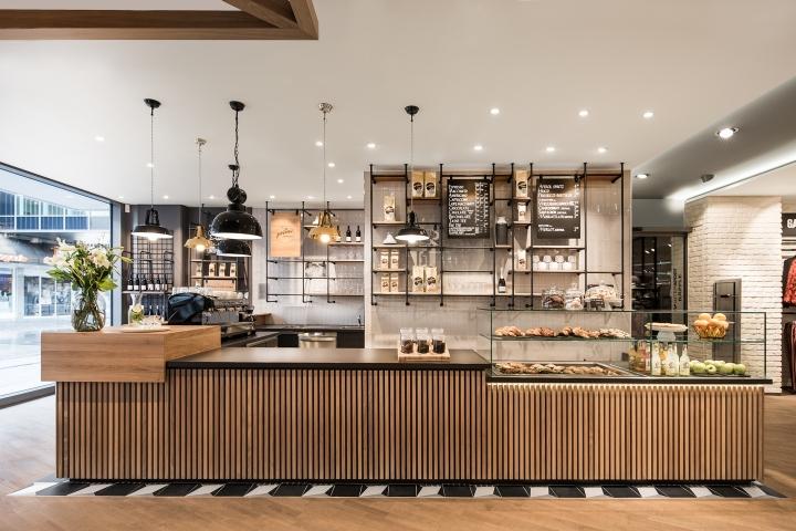 Primo Cafe Bar by DIA – Dittel Architekten, Tübingen ...