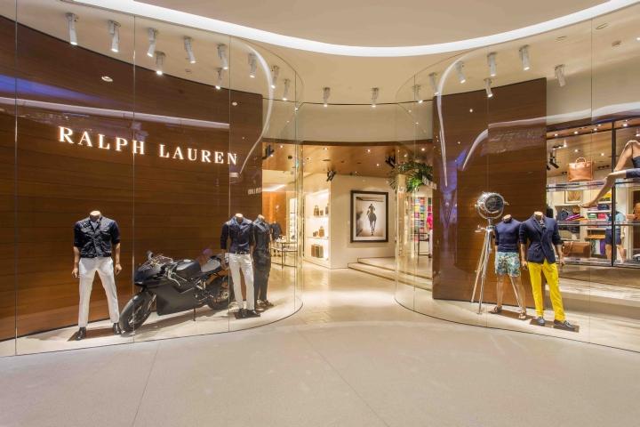 82b4afc173a Ralph Lauren flagship store by MNA