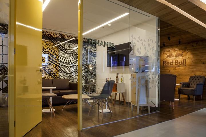 redbull head office interior. Red Bull Offices By SPACE, Mexico City \u2013 Redbull Head Office Interior