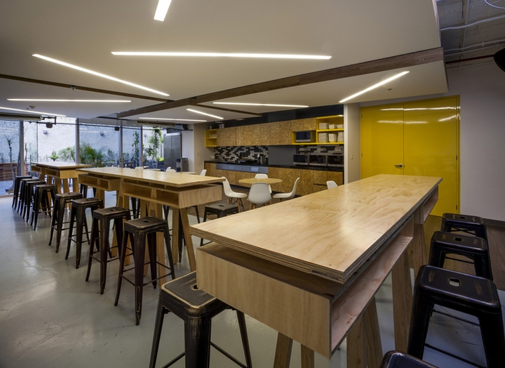 Red Bull Offices red bull officesspace mexico city, mexico » retail design blog