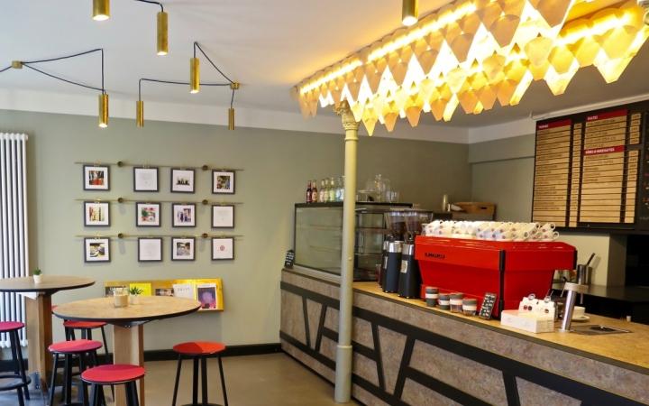 187 R 246 Sttrommel Coffee Shop By Neoos Design Erlangen Germany