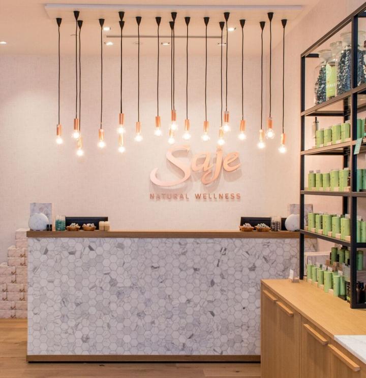 Saje Natural Wellness by Jennifer Dunn Design, Halifax ...