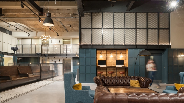 187 Chapter Student Accommodation Renovation By Tigg Coll
