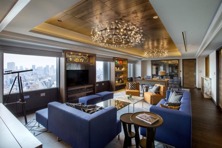Swissotel Nankai Hotel By Design Studio Crow Osaka