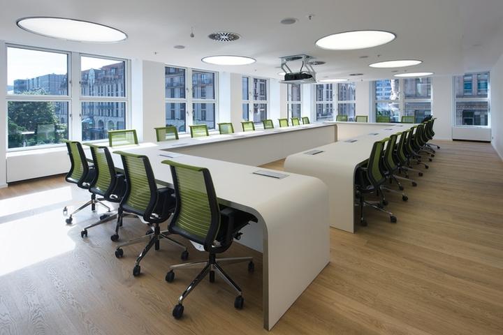 brand new 66996 cfa7b Teva Pharmaceuticals headquarters by CPM Architecten, Berlin ...