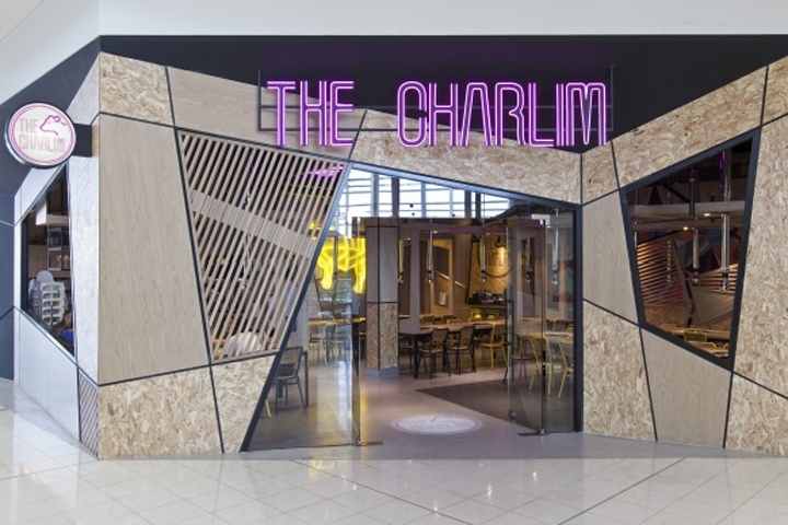 Bien connu The Charlim by Span Design, Sydney – Australia » Retail Design Blog OZ03