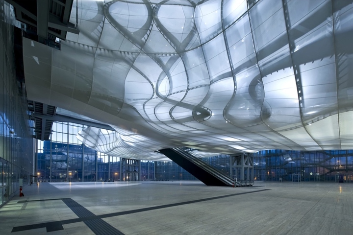 The Cloud By Studio Fuksas Rome Italy 187 Retail Design Blog