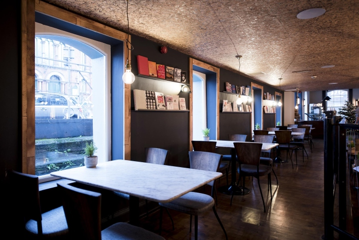 Town square restaurant by terry design belfast northern
