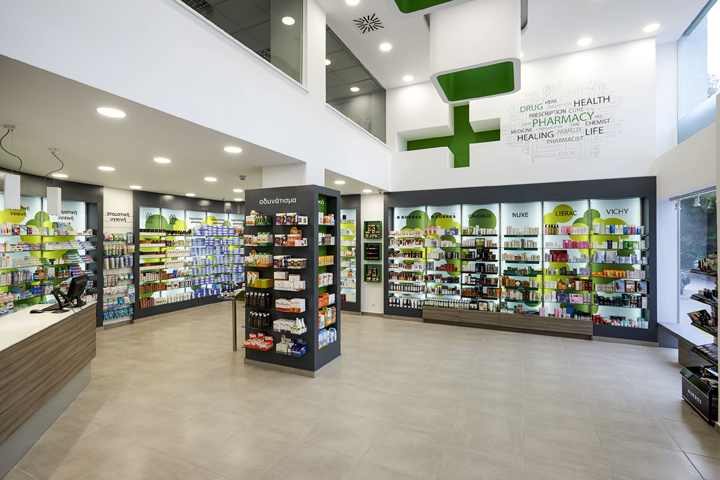 Vraka Maria And Associates Pharmacy By Lefteris
