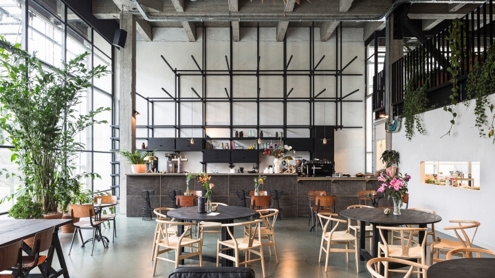 Antwerp Co Working Space By Going East New York 187 Retail