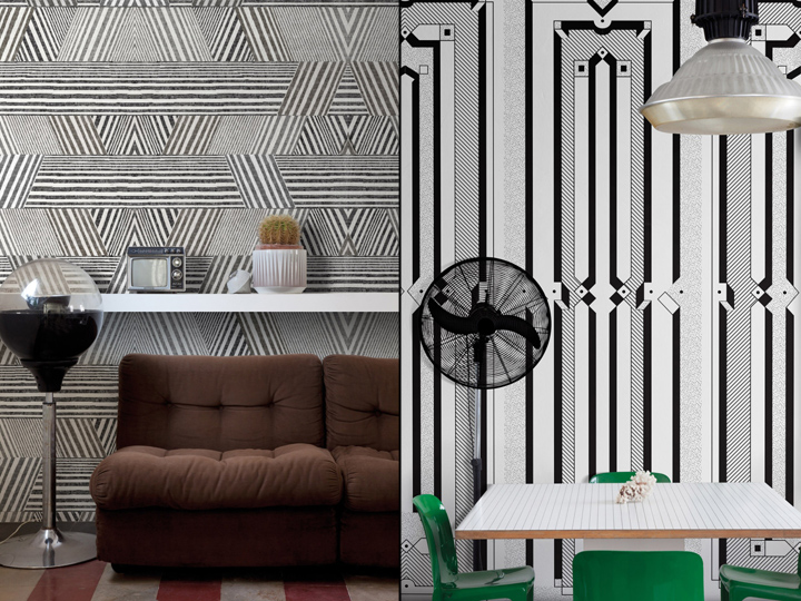 » Art Deco wallpapers by Texturae