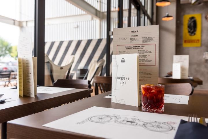 Bu co restaurant by visual display udine italy retail - Interior design udine ...
