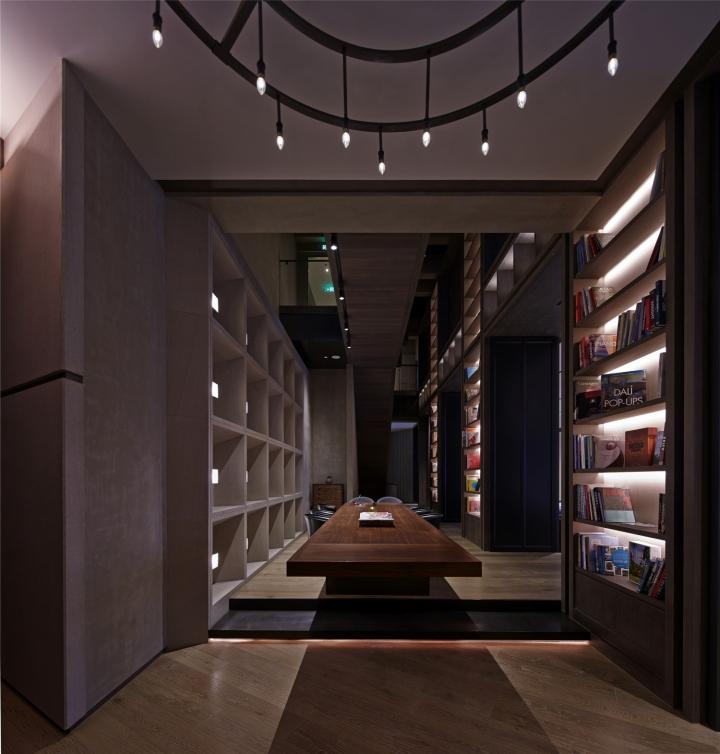 » CHAO hotel lighting design by GD-Lighting Design, Beijing – China