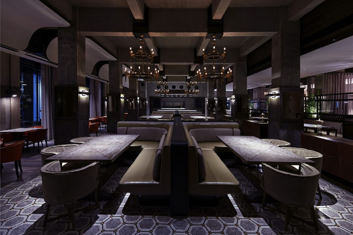 chao hotel lighting design by gd lighting design beijing china