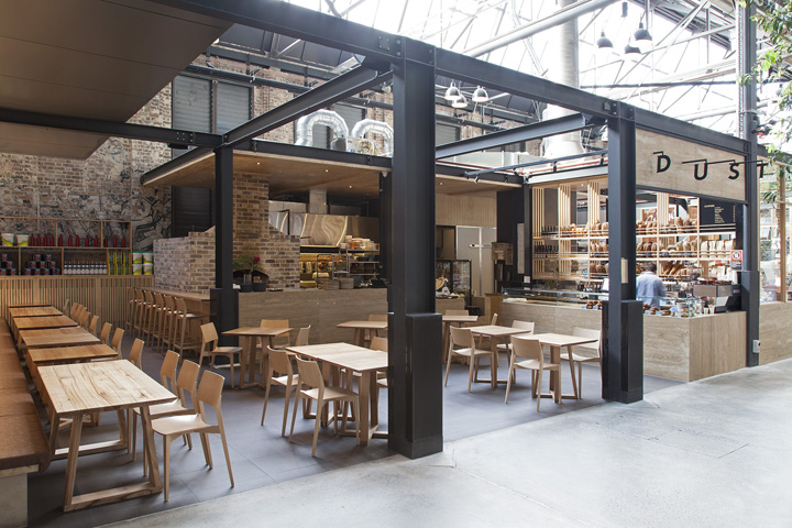 Dust Bakery By Vie Studio, Sydney U2013 Australia