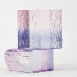 968c27796a02 Exclusive Crystal Series – Raw Edition by Saerom Yoon by retail design blog