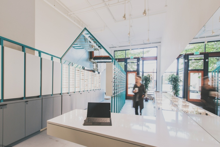 187 Eye Eye Care Amp Clinic By Best Practice Architecture