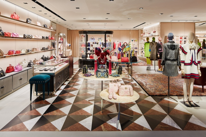 187 gucci store by alessandro michele tokyo � japan