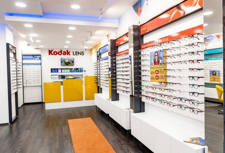 KODAK Lens Store by Csiszer Design, Gyõr – Hungary