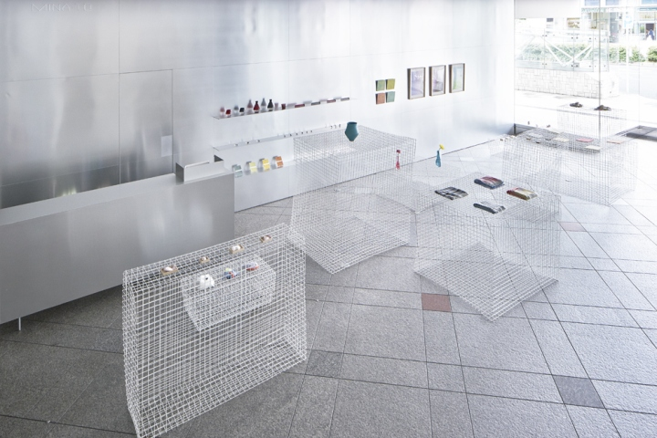 MINA-TO communication space by Mandai Architects, Tokyo – Japan ...