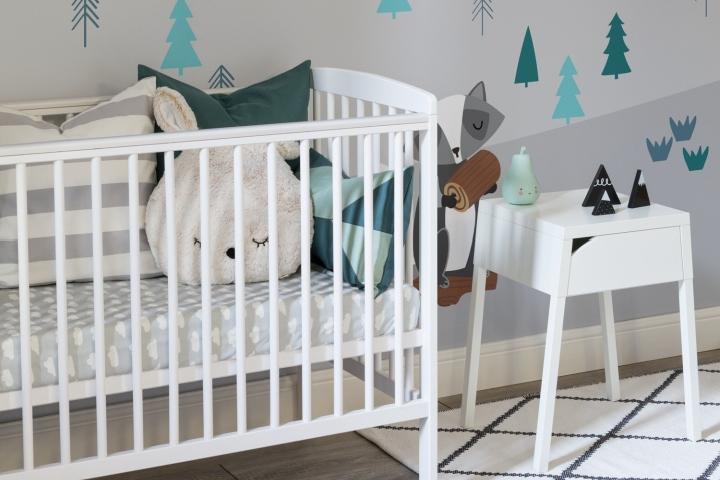 nursery wallpaper retail design blog