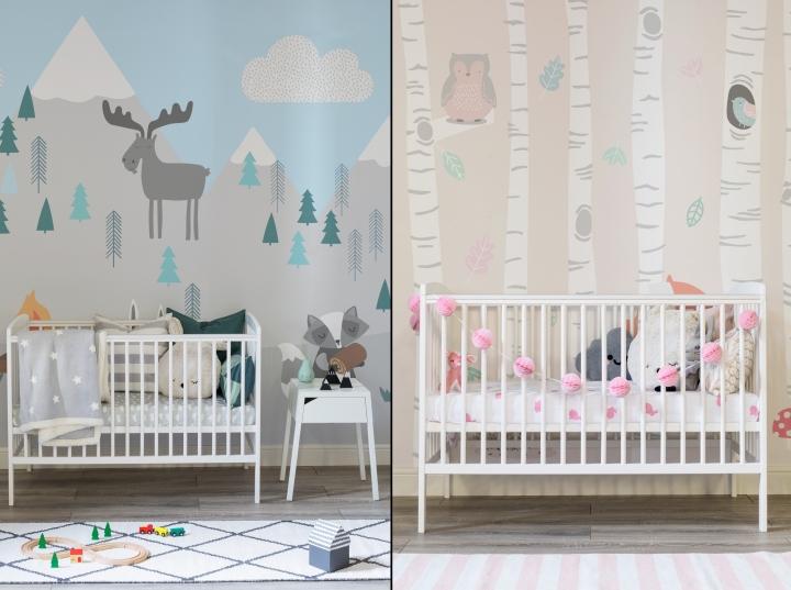 nursery wallpaper by murals wallpaper retail design blog