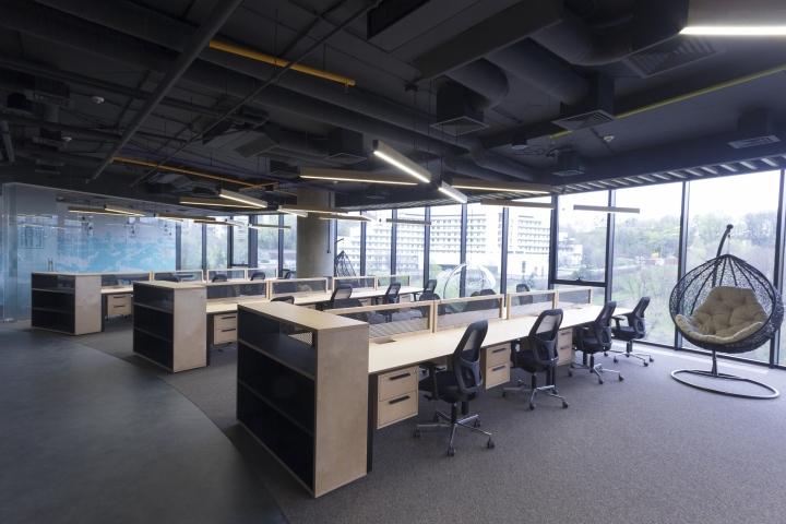 OLX Office By Design Hub International Kiev Ukraine
