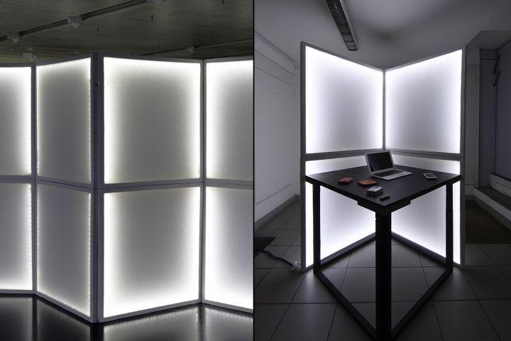 Pleat Luster by ARCHIEE, Paris – France » Retail Design Blog