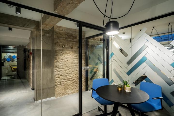 samsung next office by en studio tel aviv israel