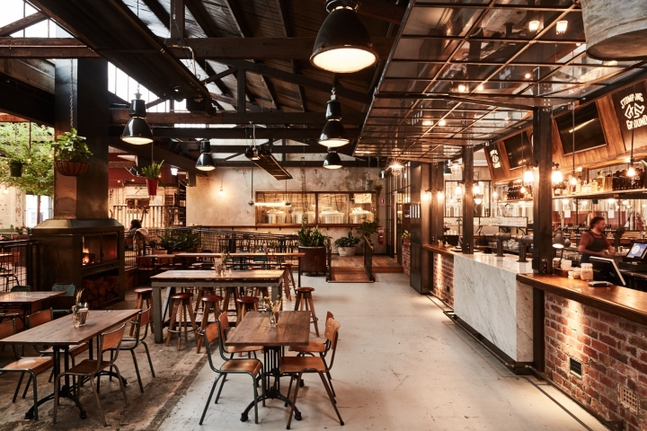 187 Stomping Ground Restaurant By Studio Y Melbourne