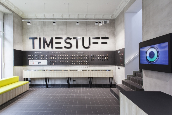 The Flag Ship Shop Of TIME STUFF An Internet Dealer For Timeless, Delicous  And Exellent Watche Is Located In The Heart Of Prenzlauer Berg In Berlin.