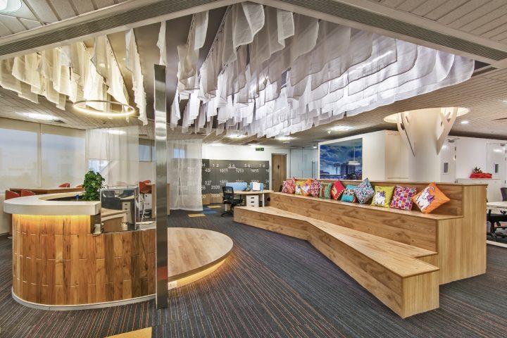 187 Tns Global Office By Studiokon Ventures Gurgaon India