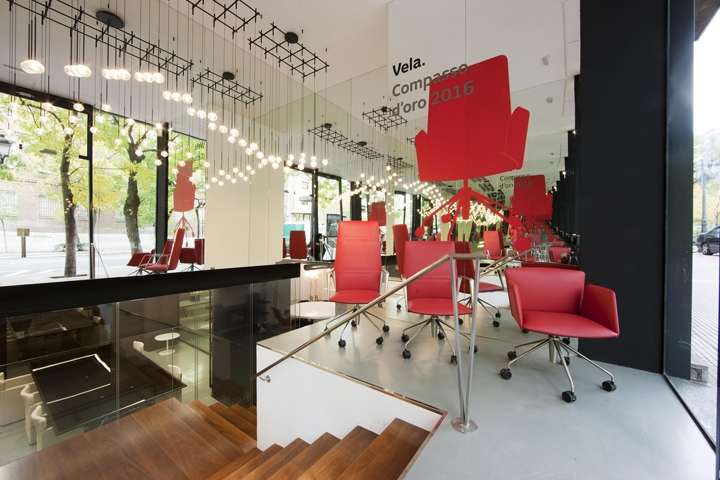 Tecno technological space by tecno madrid spain - Space madrid ...