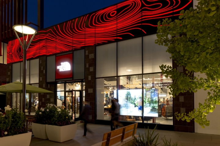 The North Face New York City Flagship Store