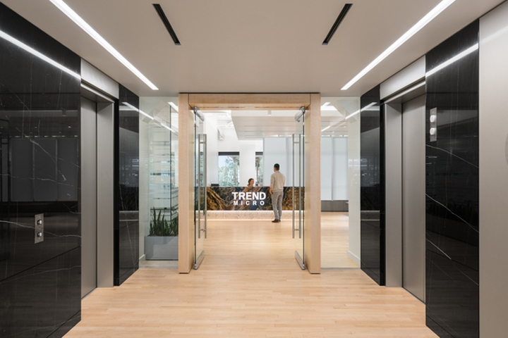 trend micro office by lauckgroup san jose california