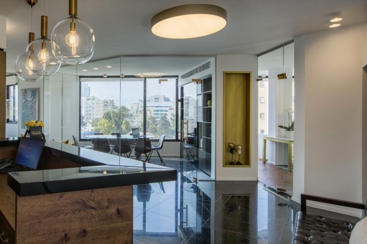 Ack law firm office by halel architecture netanya u2013 israel