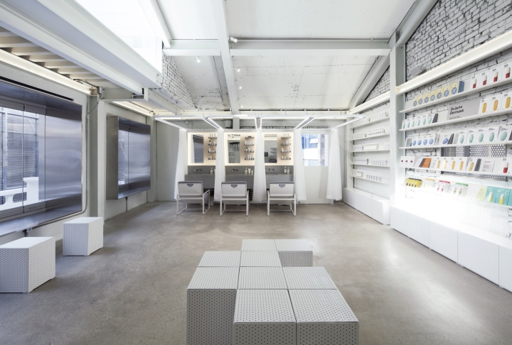 » Dr. Jart+ Flagship Store by Betwin Space Design, Seoul