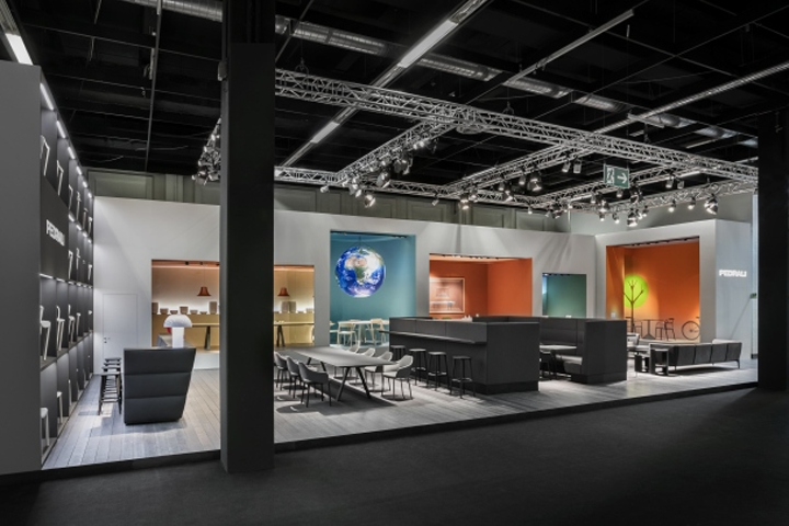 imm 2017 by pedrali cologne germany retail design blog. Black Bedroom Furniture Sets. Home Design Ideas