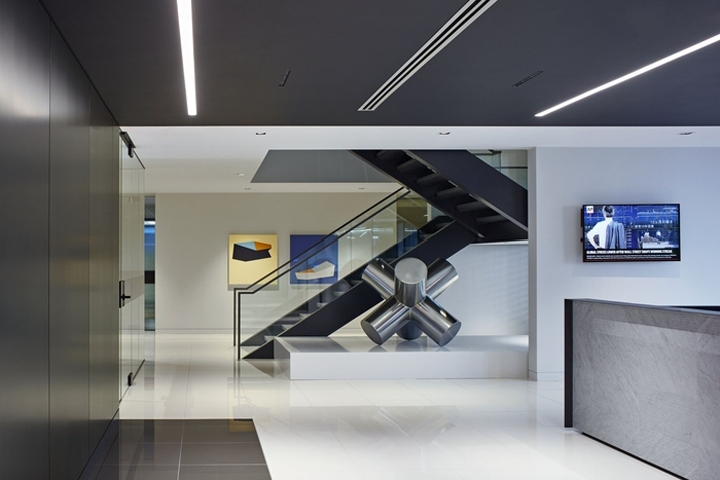 Delicieux Martensgroup Interior Design Studio Has Designed The New Offices Of Energy  Company Inter Pipeline, Located In Calgary, Canada.