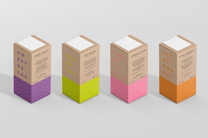 Irving Tea Packaging By Aneta Dworzynska And Bernadetta Burek