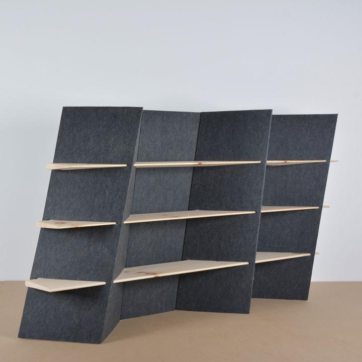 Lanisor Flexible Furniture By Angewandte Kunst Schneeberg Design Students