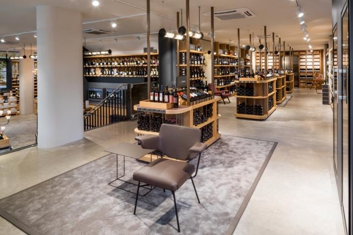 Martel am Bellevue store by Dioma, Zürich – Switzerland
