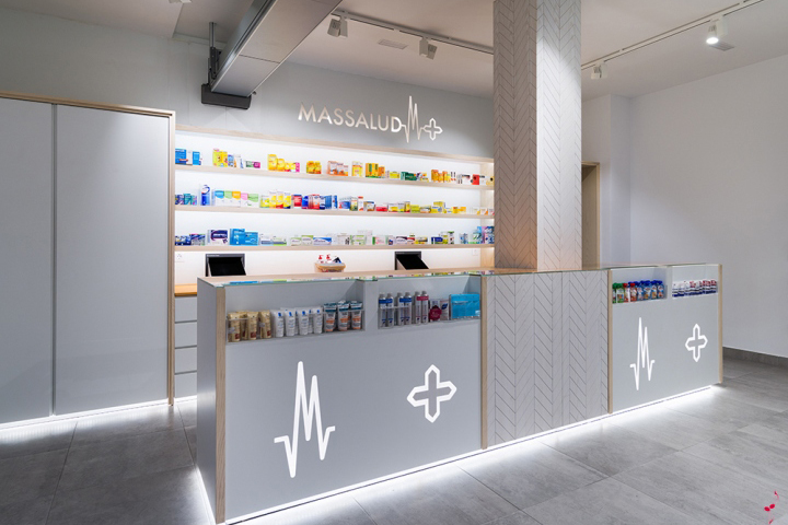 Massalud Pharmacy By Marketing Jazz Massamagrell Spain