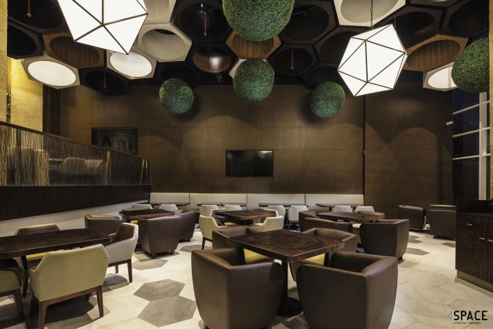 Nurai restaurant by space dubai uae