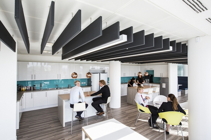Woodhouse Workspace Has Designed The New Offices Of Investment Management Company Ruffer LLP Located In London England Just Completed A