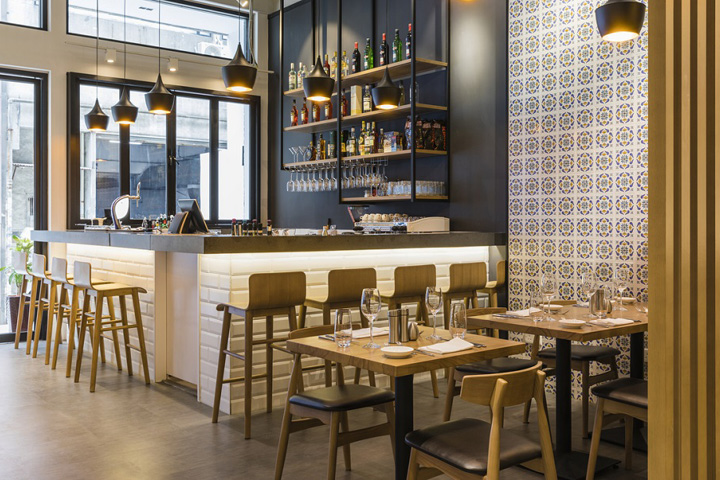 Simply Italian Restaurant By 5 Star Plus Retail Design Hong Kong