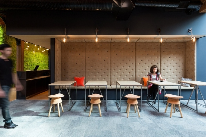 187 Slack Office By Leckie Studio Vancouver Canada
